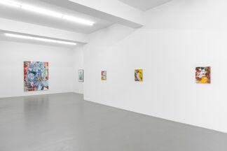 Nigel Cooke – Spring in Fialta, installation view