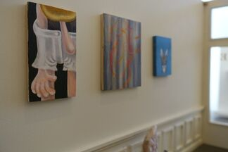 The Mini Show - Conceived by Clare Crespo, Curated by Clare Crespo & Alice Lodge, installation view