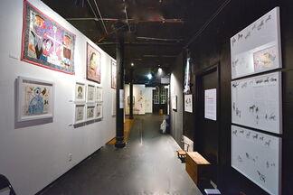 TURF at cutlog New York 2014, installation view