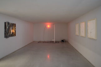 Pier Paolo Calzolari - Works from the collection of Studio la Città, installation view