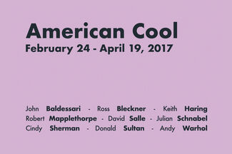 American Cool, installation view