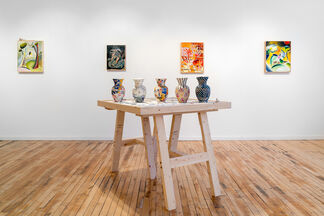 All Hat No Cattle, installation view
