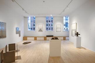 Carel Visser : Counterbalance, installation view