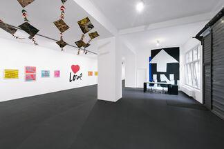 Sister Corita: Let The Sun Shine In - A Retrospective, installation view