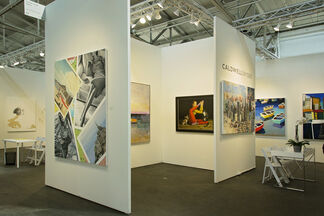Caldwell Snyder Gallery at Art Market San Francisco 2018, installation view