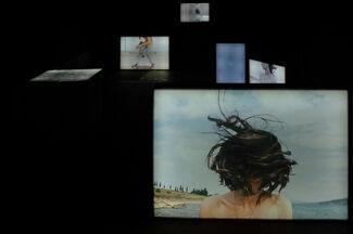 Satellites at Night: David Meskhi, installation view