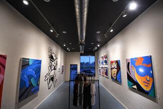 MDMN Solo Exhibition, installation view
