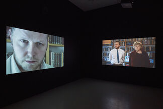 Me and My Mother, installation view