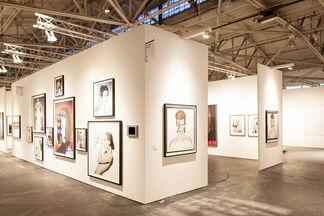 CAMERA WORK at PHOTOFAIRS   San Francisco 2018, installation view