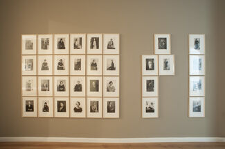 August Sander Cycle Part 4 - The Woman, installation view