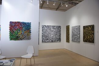 Project Gallery at SCOPE Miami Beach 2015, installation view
