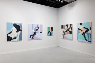 New Image Art  at VOLTA NY 2017, installation view