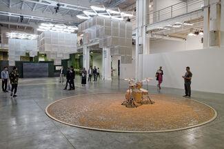 13e Biennale de Lyon: La vie moderne, installation view