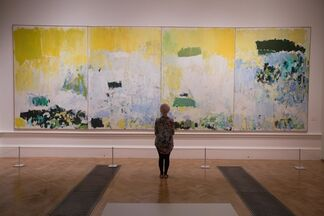 Abstract Expressionism, installation view