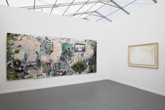 MOT International at Frieze New York 2015, installation view