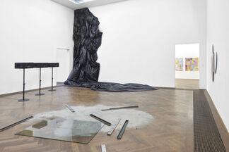 """Regionale 20: """"Eine Karte -35/65+"""", installation view"""