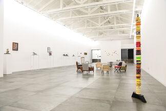 Jeanete Musatti - S/Título, installation view