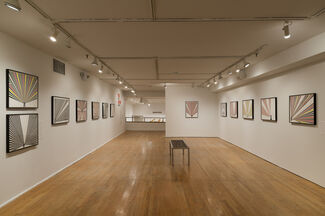 Rico Gatson: Icons 2007–2017, installation view