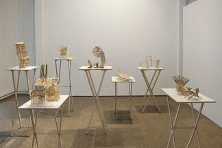 Tobias Putrih - The Death of Tarelkin, installation view