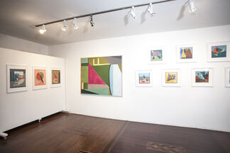 Interviews and Incidents by Kristin Texeira, installation view