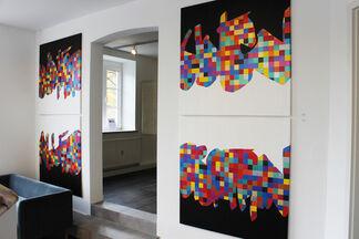 Marc Thalberg: 21 AUGEN, installation view