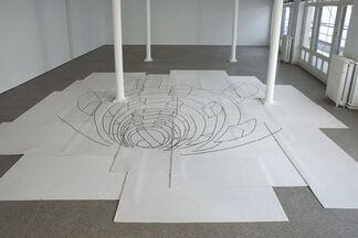 Accrochage X, installation view