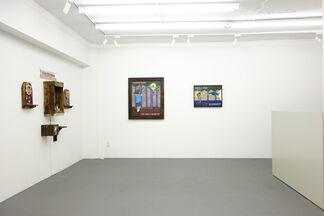 """EYES OF TOMORROW"", installation view"