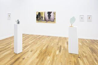 Salves/Jill, installation view