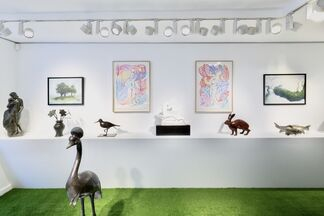 Jardin d'Eden, installation view