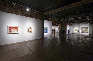 Threshold:  New Works by JIM WAID, installation view