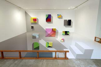 Iku Harada : New Dimensions, installation view