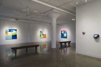 Marco Casentini: Up and Down, installation view