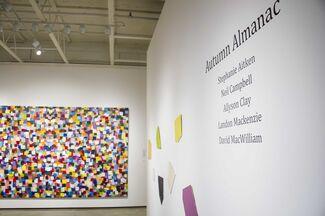 Autumn Almanac, installation view