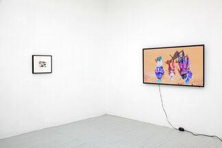 Natalie Czech / Ketty La Rocca / Inge Mahn / Mathilde Rosier // Kadel Willborn, Düsseldorf invited by Karin Guenther, Hamburg, installation view