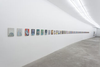 Michael Just, Manuela Kasemir, Ruprecht von Kaufmann, installation view