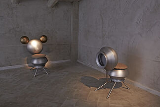 A Contemporary Design Dialogue - GUNJAN GUPTA   RICCARDO GOTI, installation view