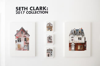 Seth Clark: 2017 Collection, installation view