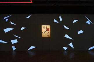 """""""COMPOSITION OF PEAKS"""", installation view"""