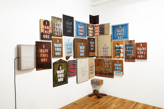 MAC PREMO: IT'S STILL LATER THAN YOU THINK, installation view