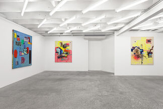 Cont-Exis, installation view