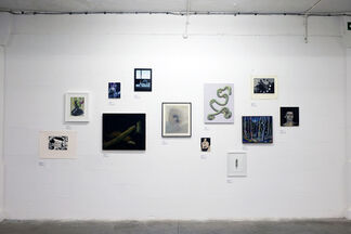 In Memoriam Francesca Lowe   Online Auction & One Day Off-site Benefit Exhibition, installation view