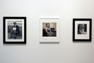 Model/Arbus : Great Photographs of the 20th Century, installation view