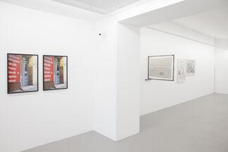 Brad Downey 'Souvenirs', installation view