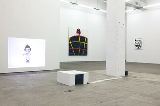 HOPE DESPITE THE TIMES, installation view