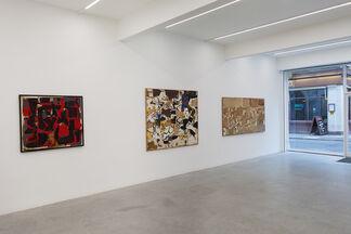 Conrad Marca-Relli: The Architecture of Action, installation view
