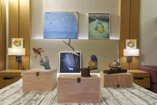 Melody of Time 時間的旋律, installation view