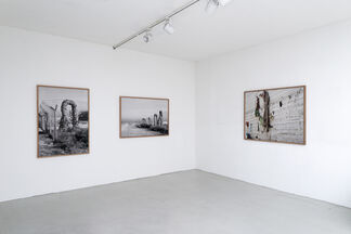 Jérôme Poggi at The Armory Show 2017, installation view