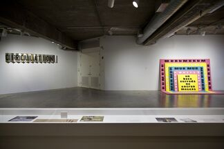 A Traveling Show, installation view