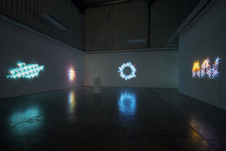 James Clar-Iris was a Pupil, installation view