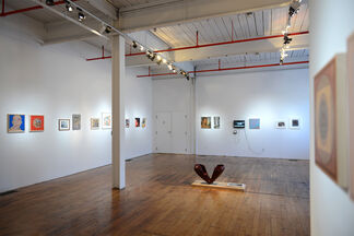 Cathleen Mooses - Vulkansk/Volcanico and Self-Absorbed - A group self-portrait exhibition, installation view
